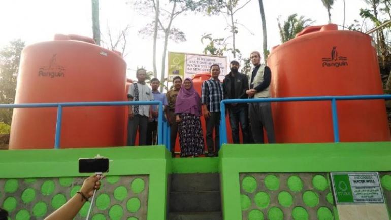 Program Penyediaan Air Bersih dan Sanitasi