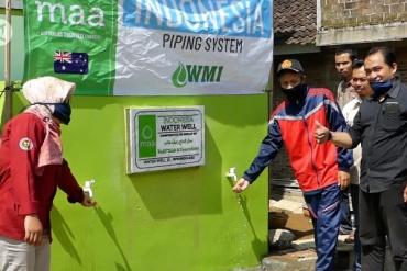 200 desa di Magelang nikmati air bersih