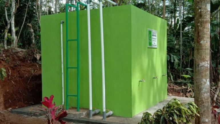 YWMI kerjasama dengan MAA membangun jaringan air bersih di 35 lokasi